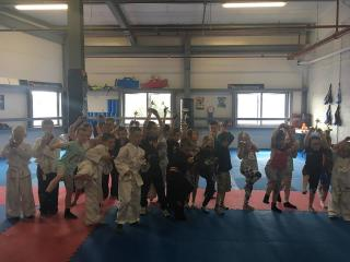Midleton Tae Kwon Do Club TKD Ninjas Midleton Martial Arts